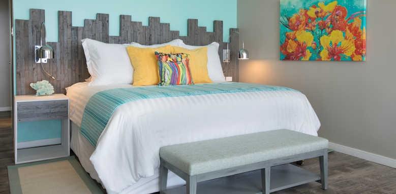 Sea Breeze, two bedroom suite oceanfront