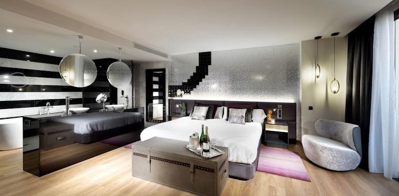 Hard Rock Hotel Tenerife, Studio Suite Platinium