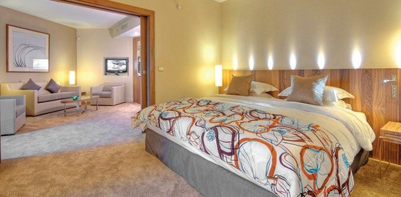 Hilton Malta, Corner Suite