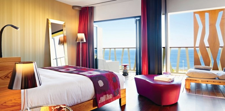 Bohemia Suites & Spa, Star junior suite with sea view