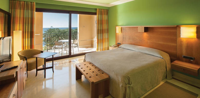 Lopesan Costa Meloneras Resort, deluxe room