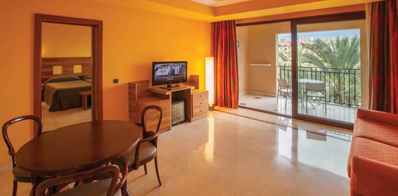 Lopesan Costa Meloneras Resort, junior suite