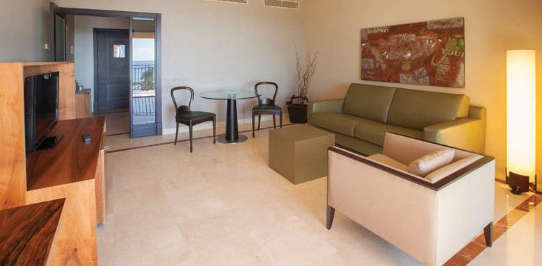 Lopesan Costa Meloneras Resort, senior suite