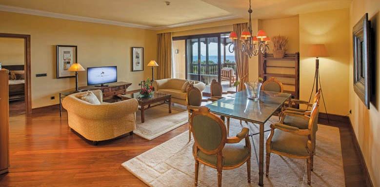 Lopesan Costa Meloneras Resort, superior suite