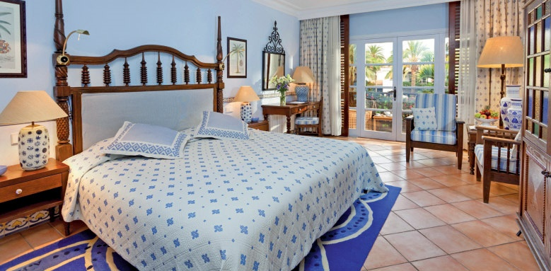 Seaside Grand Hotel Residencia, double room with garden view