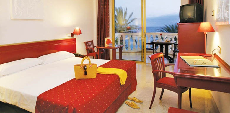Cleopatra Palace Hotel, Double Sea View