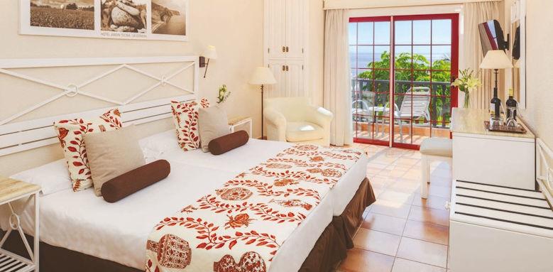 jardin tecina, comfort room
