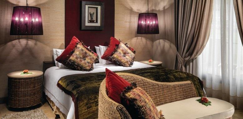 Royal Garden Villas, Royal Villa bedroom