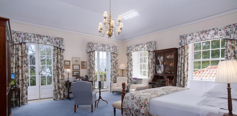 Casa Velha do Palheiro, junior suite