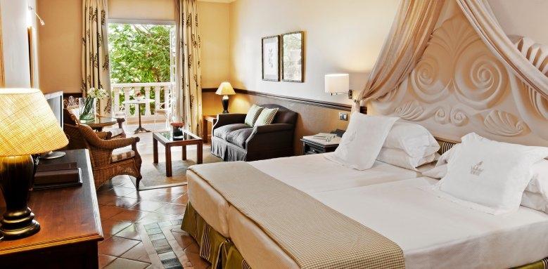 Gran Hotel Bahia del Duque, double room