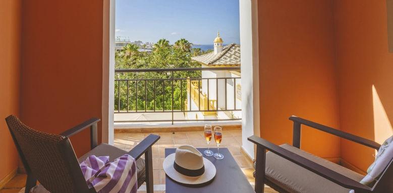 Bahia del Duque Resort, junior suite sea view