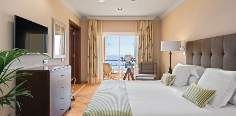 bahia del duque, one bedroom suite ocean view