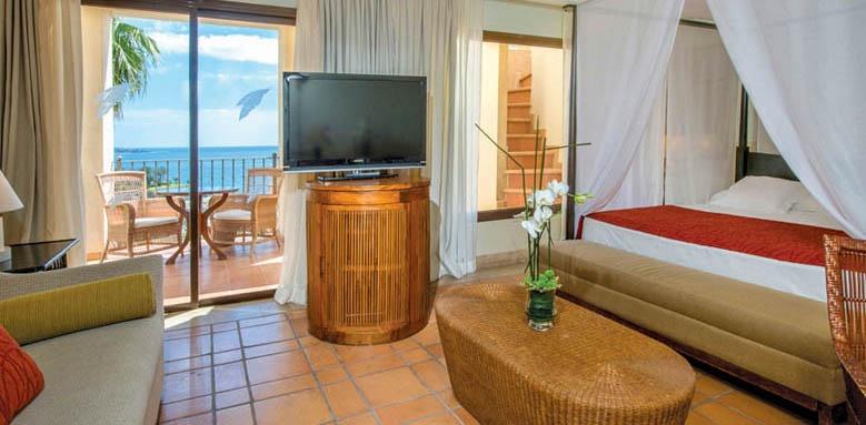 Vincci Seleccion La Plantacion del Sur, villa top floor bedroom