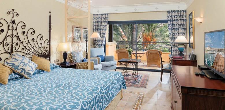 Gran Hotel Atlantis Bahia Real, deluxe double room