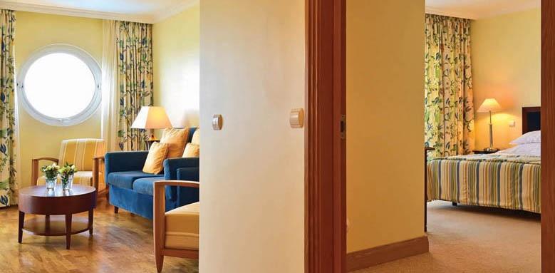 Pestana Grand, suite
