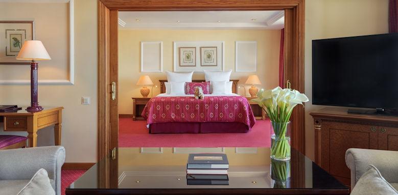 Hotel Botanico, Senator Suite Distant Ocean View