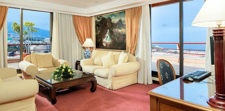 Penthouse suite, Botanico
