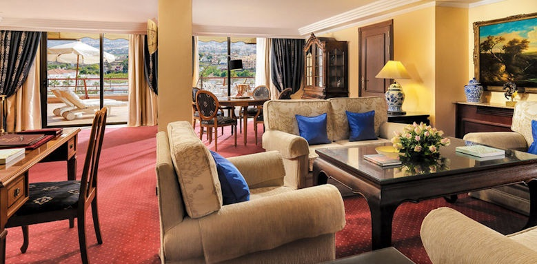 Hotel Botanico, Penthouse Suite