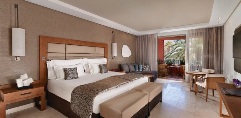 The Ritz-Carlton, Abama, deluxe citadel room