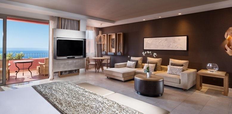 The Ritz-Carlton, Abama, junior suite with ocean view