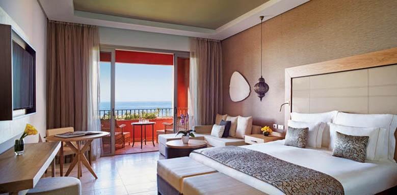 The Ritz-Carlton Abama, deluxe ocean view