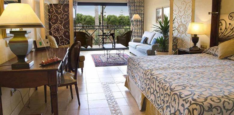 Gran Hotel Atlantis Bahia Real, junior suite garden view