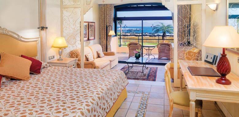 Gran Hotel Atlantis Bahia Real, junior suite ocean view