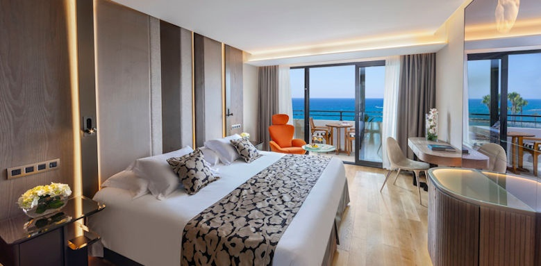 amathus beach hotel limassol, superior sea view
