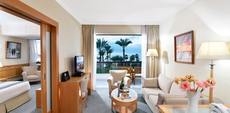 Constantinou Bros Asimina Suites Hotel, superior one bedroom suite sea view