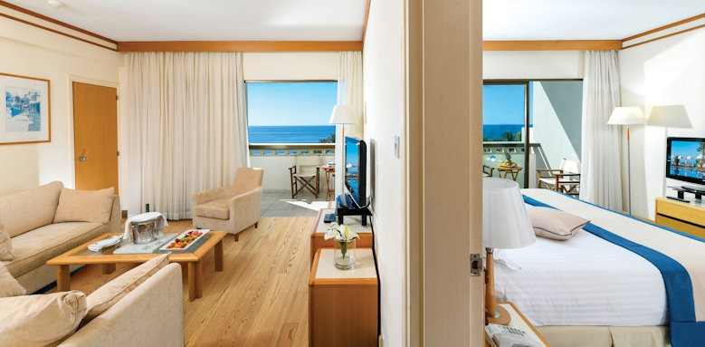 Athena Beach, one bedroom family suite