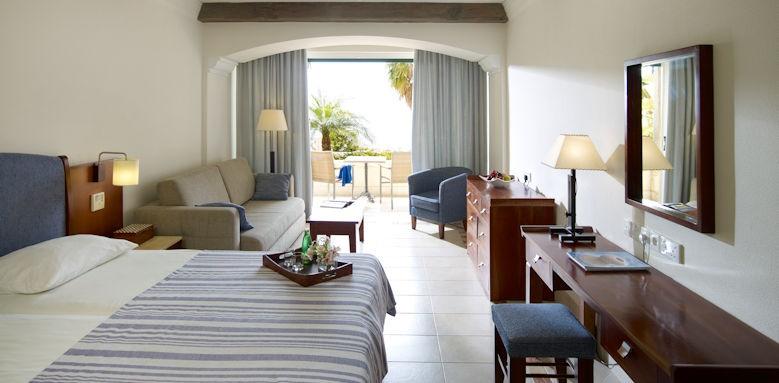 comlumbia beach, junior suite sea view