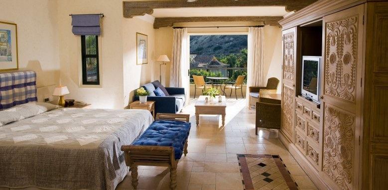 Columbia Beach Resort, Executive Suite Garden View