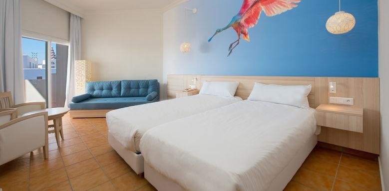 iberostar founty beach, twin room