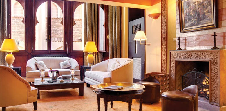 La Maison Arabe, Royal Suite