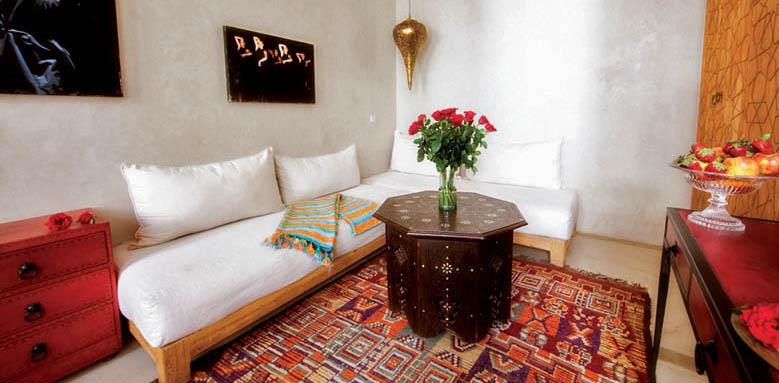 Riad Dar Justo, suite excellence
