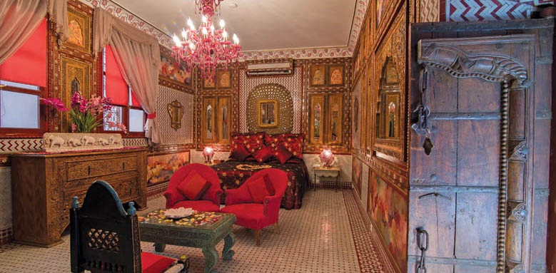 Palais Sebban, Suite