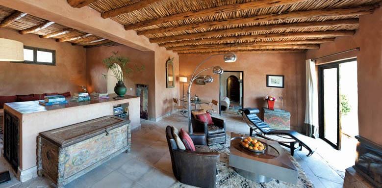 Kasbah Bab Ourika, garden deluxe suite