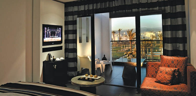 Sofitel Agadir Thalassa Sea & Spa, deluxe sea view room