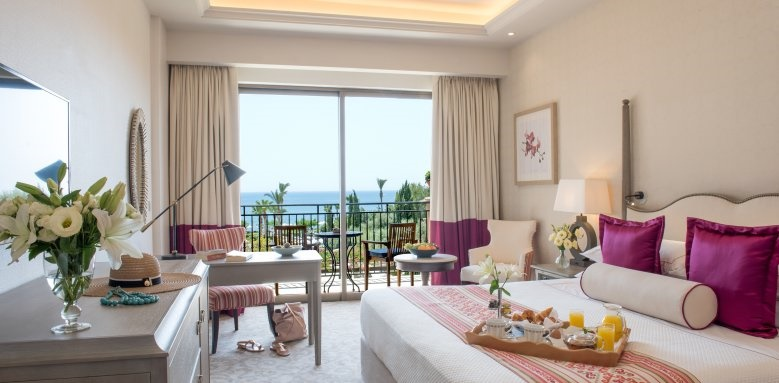 Elysium, deluxe sea view room