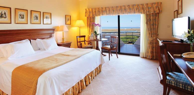 Hotel Quinta Do Lago, lagoon ocean view