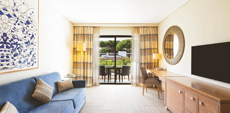 Hilton Vilamoura, family suite