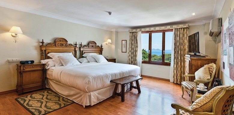 Barcelo Formentor, Double Sea View Room