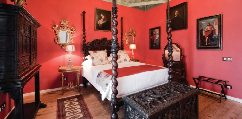 Hotel Hacienda De Abajo, suite