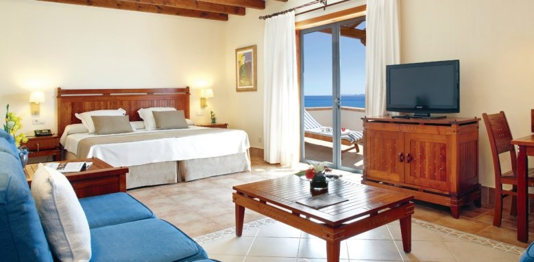 Princesa Yaiza Suite Hotel & Resort, superior room ocean view