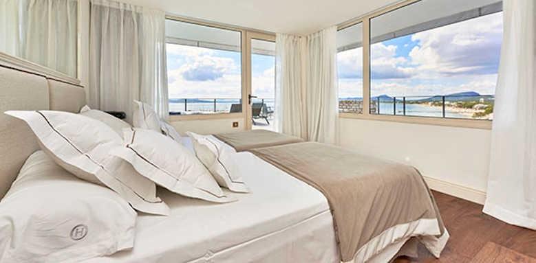 Hoposa Hotel Daina, Double Front Sea View