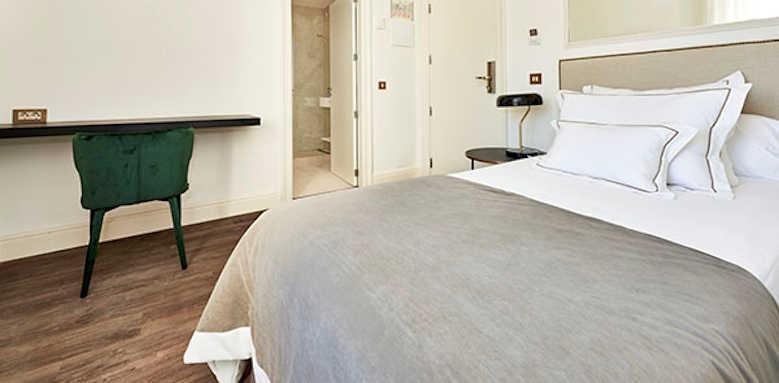 Hoposa Hotel Daina, single room with balcony
