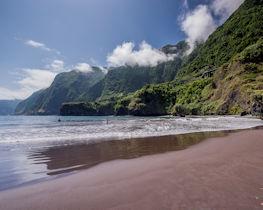 Praia do Porto, Madeira