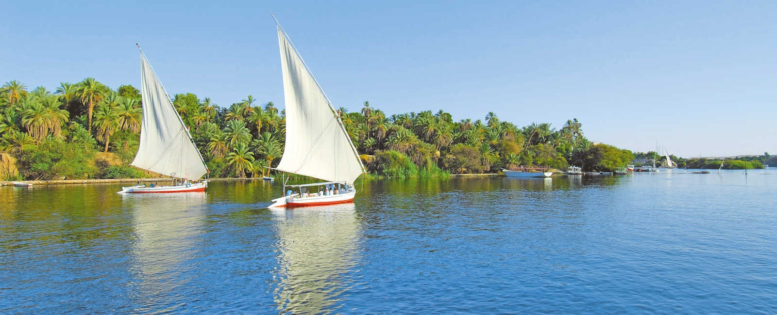 luxury nile holidays