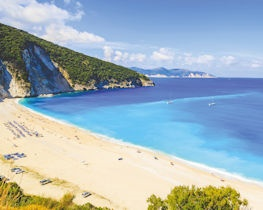 luxury kefalonia holidays