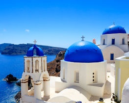 luxury santorini holidays